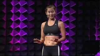 Nadya Andreeva: A healthy lifestyle you can stomach