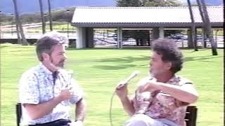 1995 Jason , Airielle & Tom Jezierney of  MECO – Maui's Energy Future – + JASON's  PLAN for Maui