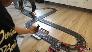 Carrera Go Plus - Im Test - Die Möglichkeiten - Fahrmodis