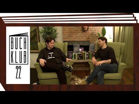 [22] Buch Klub mit Simon & Dominik Hammes   Stephen King - Talk   20.03.2016