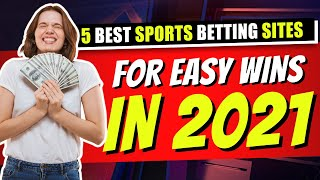 5 Best Sports Betting Sites ⚽ I Didn't Know I Could Bet On These Sports!