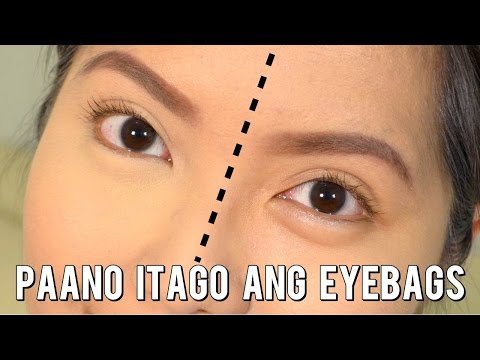 Eveline q10 anti kulubot cream para sa eye contour
