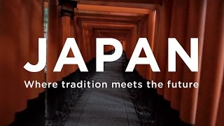 Japan - Where tradition meets future (3:01)