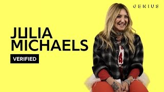 """Julia Michaels """"Issues"""" Official Lyrics & Meaning 