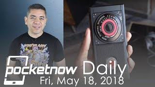RED Hydrogen One US price, another BlackBerry device & more – Pocketnow Daily
