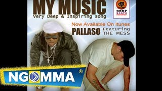Gambar cover PALLASO ft THE MESS - My Music NEW Reggae/HipHop African Tears Mixtape