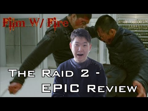 The Raid 2 – Action Movie Review (HOLY SH-)