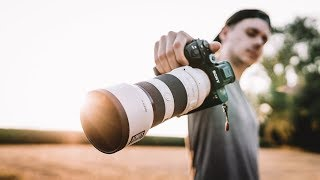 You NEED this lens!   Sony 70-200mm F4 G OSS   First Impression