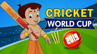 Chhota Bheem   Cricket World Cup 2019
