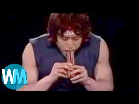 Top 10 Weirdest TV Game Shows
