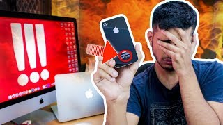 THE REAL PROBLEM WITH APPLE IN INDIA!