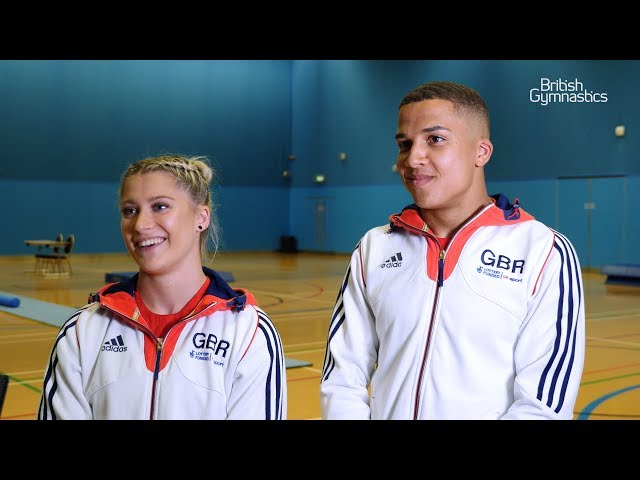 Meet The World Games team – Tumbling