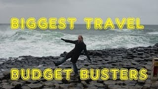 preview picture of video '6 Biggest Travel Budget Busters & How to Avoid Them'
