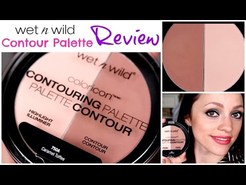 MegaGlo Contouring Palette by Wet n Wild Beauty #8
