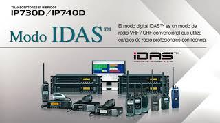 Icom IP730D/740D