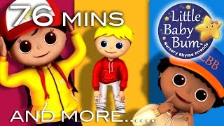 LittleBabyBum - Head Shoulders Knees And Toes