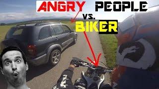 ANGRY PEOPLE VS Biker COMPILATION Vol.19 😡😂| 2016