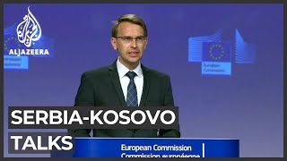 Talks to ease Serbia-Kosovo tensions to resume in Brussels