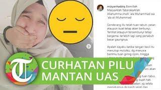 Curhatan Mellya Juniarti Pasca-cerai dengan Ustaz Abdul Somad