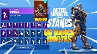 Fortnite Thanos Skin Dance 免费在线视频最佳电影电视节目 Viveos Net