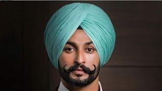 Wattan wali Pagg Gurpreet Laad style | Turban Tutorial on demand | How to tie Freestyle Turban