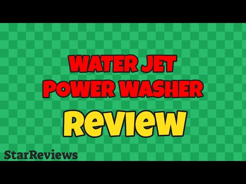 Water Jet Review