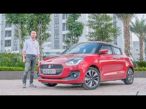 Đánh giá ưu nhược điểm xe Suzuki Swift 2018 giá từ 499 triệu