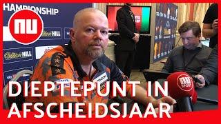 Van Barneveld: 'Waarom zou ik trots zijn op mijn carriere?' | NU.nl