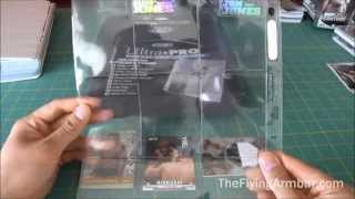 Product Review - 5/5/2014 - Ultra Pro - 9 Pocket Trading Card Pages - Platinum Series