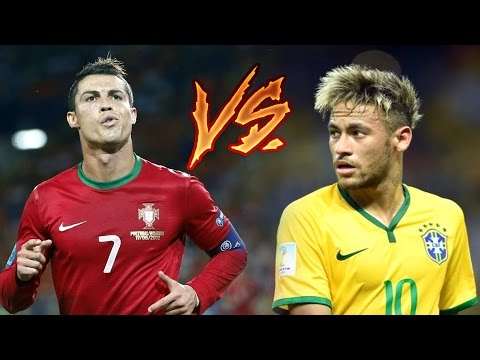 Download Cristiano Ronaldo Vs Neymar Jr ● Craziest Skills & Goals ● Portugal & Brazil 2015/2016 HD HD Mp4 3GP Video and MP3