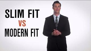 Dress Smarter: Slim vs. Modern