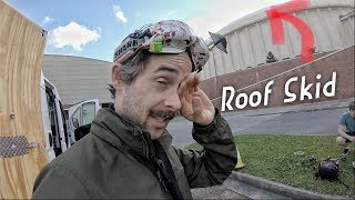 Cajun Dome Roof Skids MATE! / Van Update | FPV brap