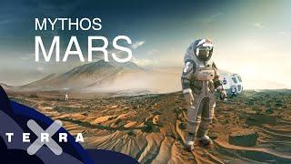 Der Mars – Rätselhafte Wüstenwelt   Ganze Folge Terra X mit Alexander Gerst