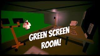 Unturned Tutorial | Green Screen Room