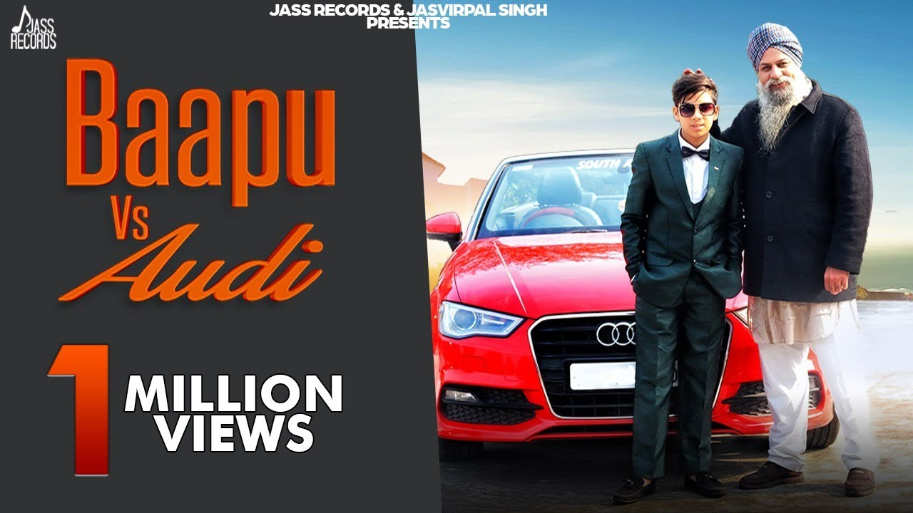 Baapu Vs Audi Song Lyrics