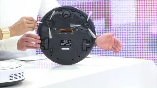 Sichler Staubwischroboter Basic PCR-1050 mit flexiblem Wischblatt