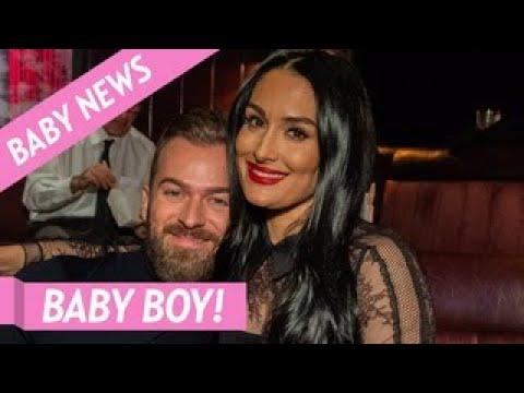 Nikki Bella Gives Birth, Welcomes 1st Child With Fiance Artem Chigvintsev