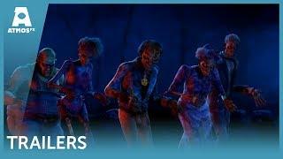 AtmosFX Halloween Zombie Bash Digital Decoration Trailer