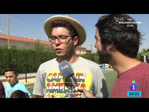 Olimpiadas Rurales Vegas del Genil (Granada)