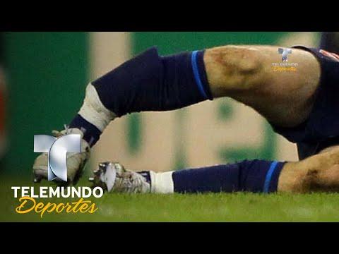 Las fracturas de tibia y peroné más espeluznantes del fútbol | ¿Sabías que...? | Telemundo Deportes