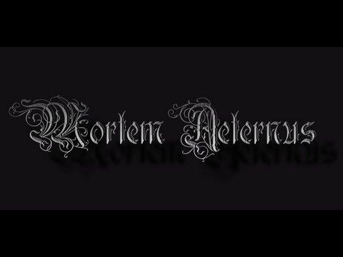MORTEM AETERNUS-Entropy of Death