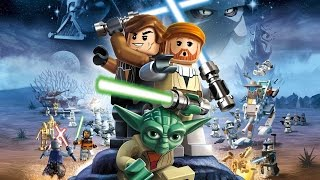 LEGO Star Wars: Clone Wars All Cutscenes (Game Movie) 1080p HD