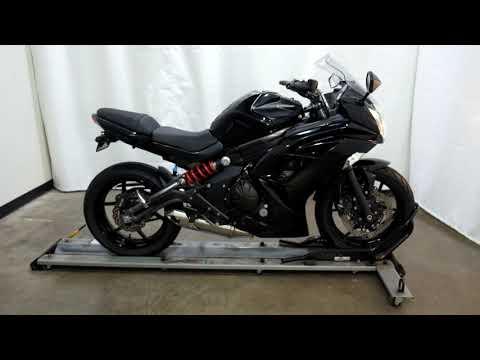 2012 Kawasaki Ninja® 650 in Eden Prairie, Minnesota - Video 1