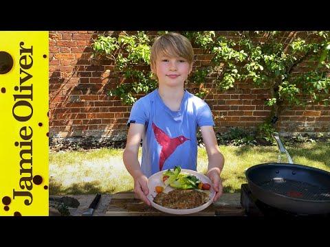 Crispy Chicken | Buddy Oliver | #kitchenbuddies