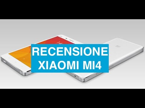 Review Xiaomi Mi4, video recensione in Italiano