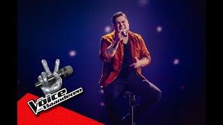 Dries zingt met 'When I Need You' de pannen van het dak | Finale | The Voice van Vlaanderen | VTM