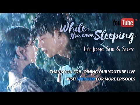 While you were sleeping                                full episode 1  amp  2  eng subs    korean drama