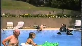 diving board jump gone tragic
