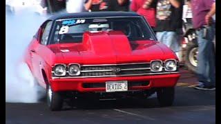 Flashback Friday 1/4 MILE DRAG RACING - Byron Dragway