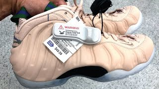 I FOUND 10 PAIRS OF $49 NIKE FOAMPOSITES AT ROSS!
